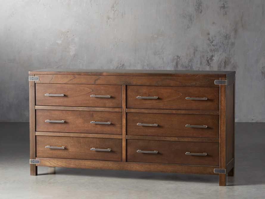 Tremont Six Drawer Dresser in Midnight Java, slide 2 of 7