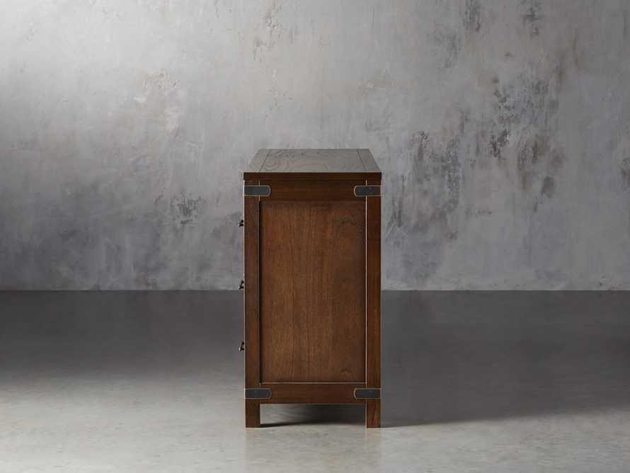 Tremont Six Drawer Dresser in Midnight Java, slide 4 of 7