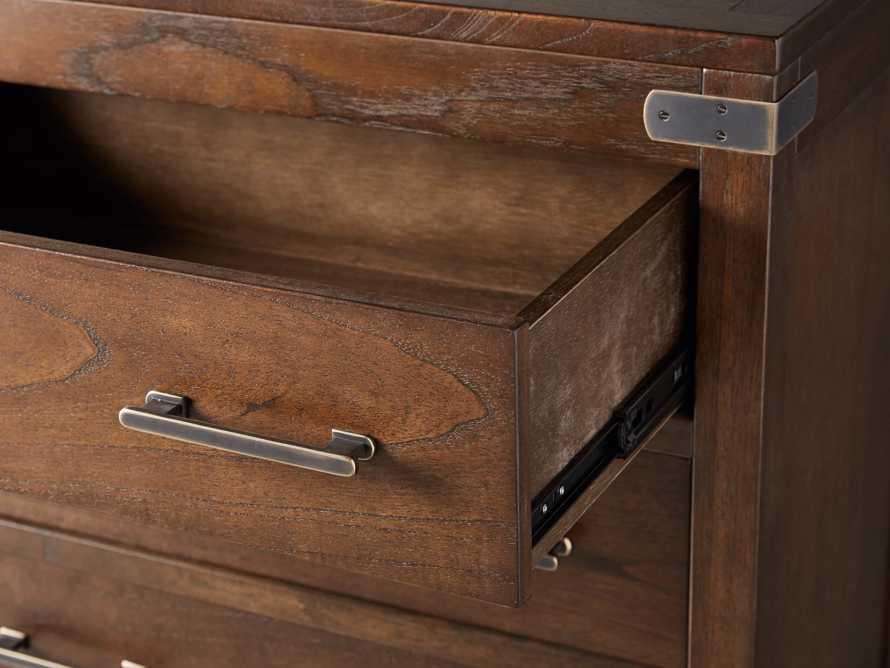 Tremont Six Drawer Dresser in Midnight Java, slide 5 of 7
