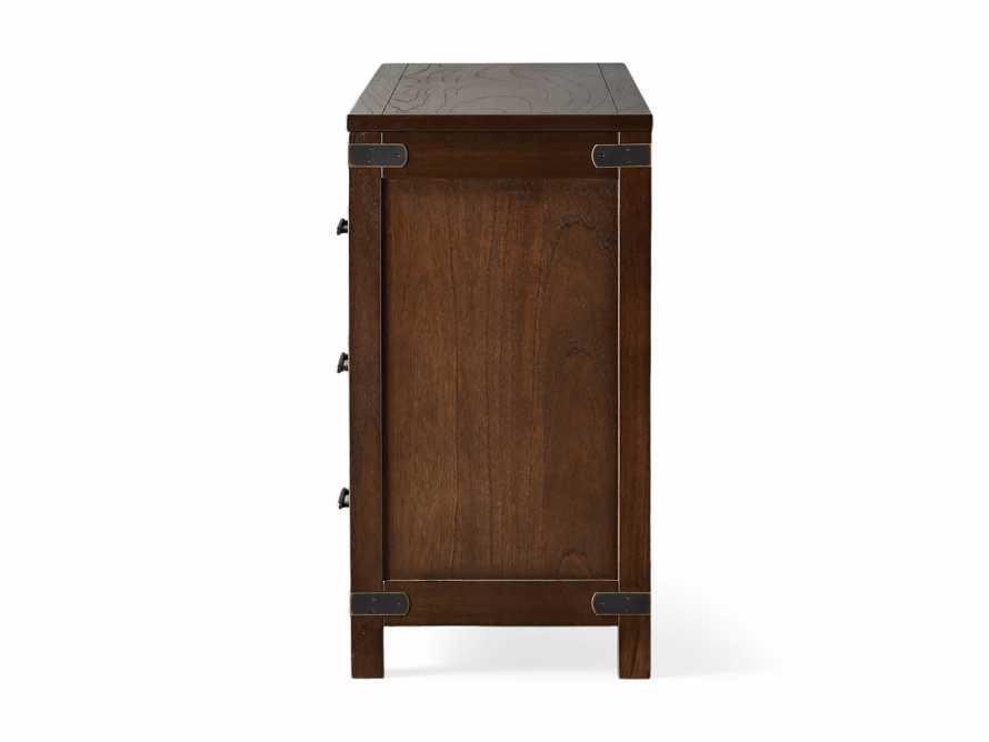 Tremont Six Drawer Dresser in Midnight Java, slide 7 of 7