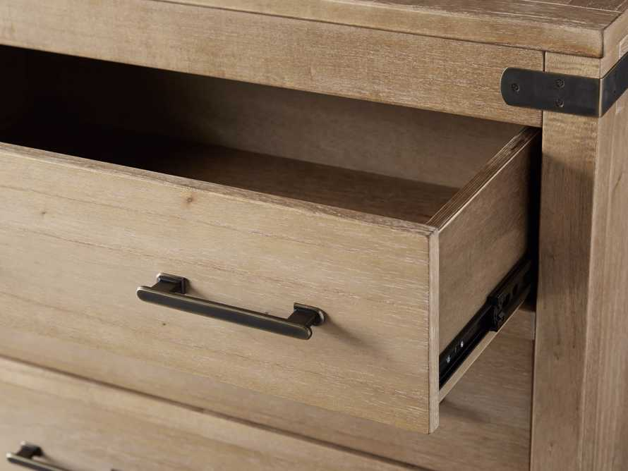 Tremont 6 Drawer Dresser In Dry Branch Natural
