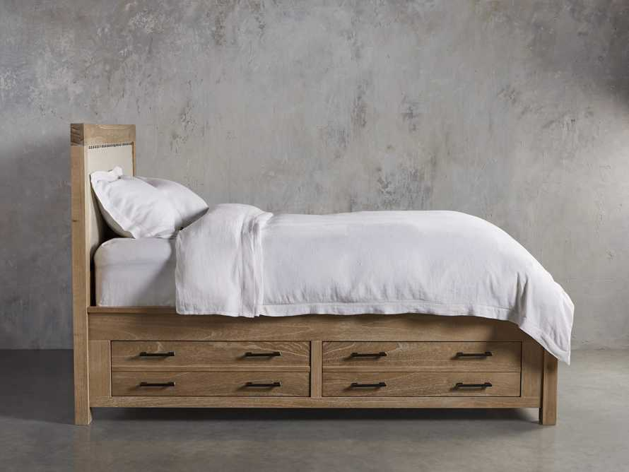 """Tremont 54"""" Full Storage Bed in Dry Branch Natural, slide 4 of 10"""