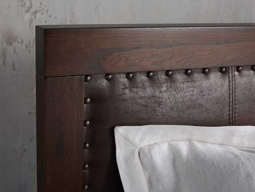 """Tremont 54"""" King Bed in Midnight Java"""