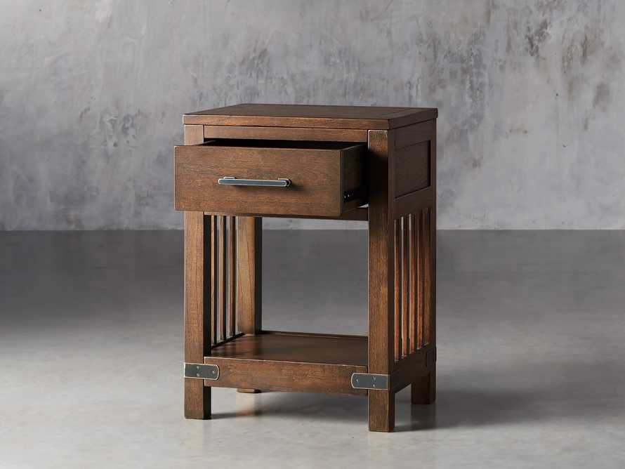 Tremont Nightstand In Midnight Java