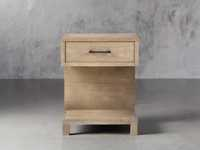 Tremont Storage Nightstand In Dry Branch Natural
