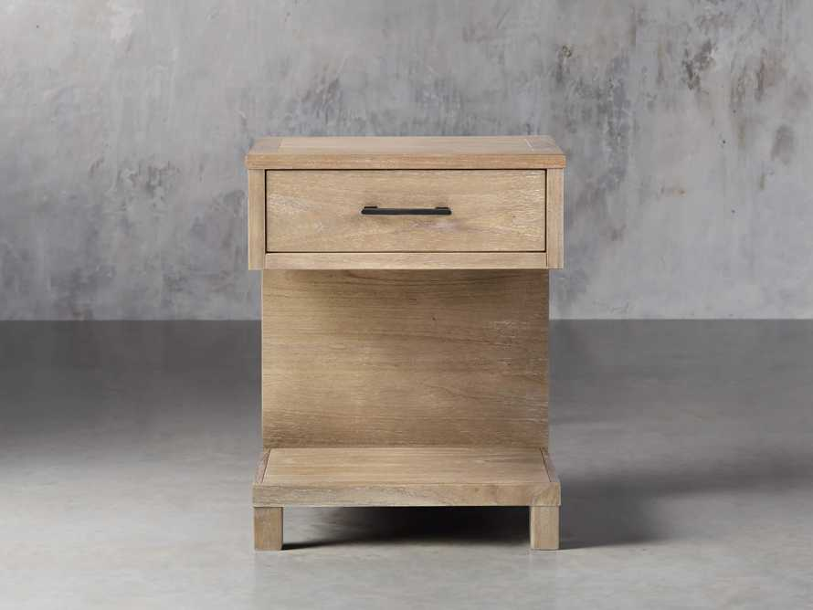 Tremont Storage Nightstand In Dry Branch Natural, slide 2 of 8
