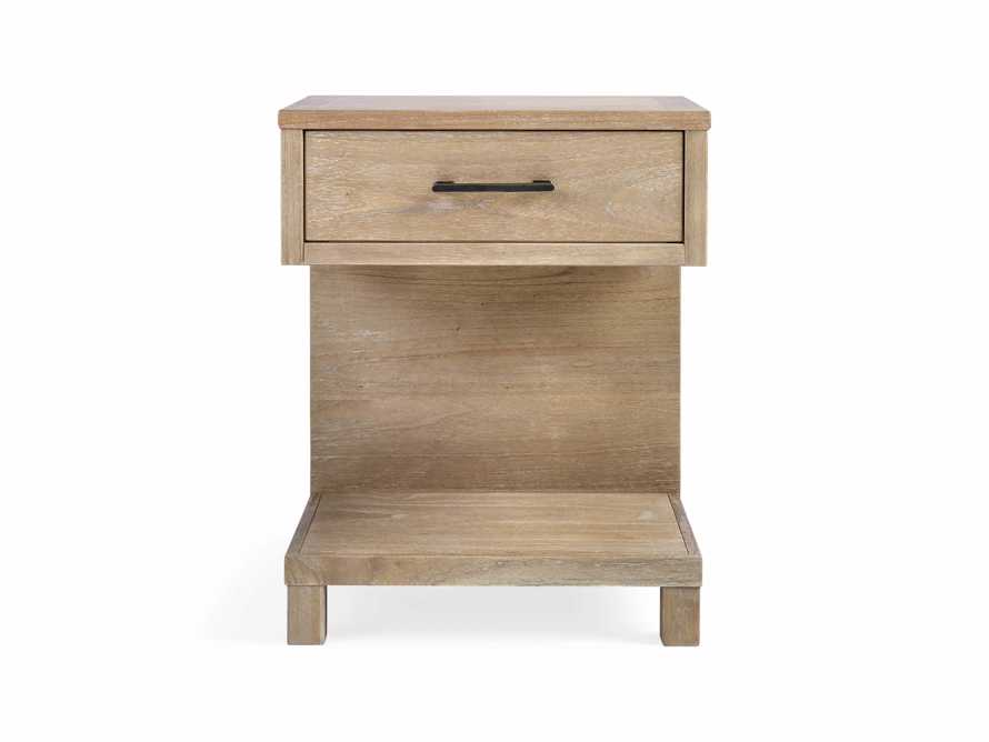 Tremont Storage Nightstand In Dry Branch Natural, slide 3 of 8