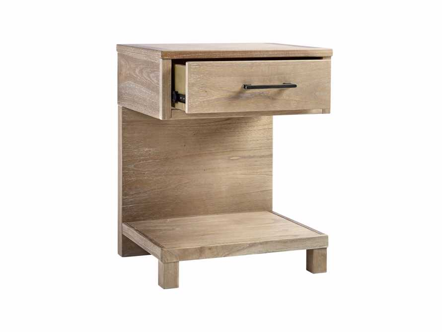 Tremont Storage Nightstand In Dry Branch Natural, slide 5 of 8