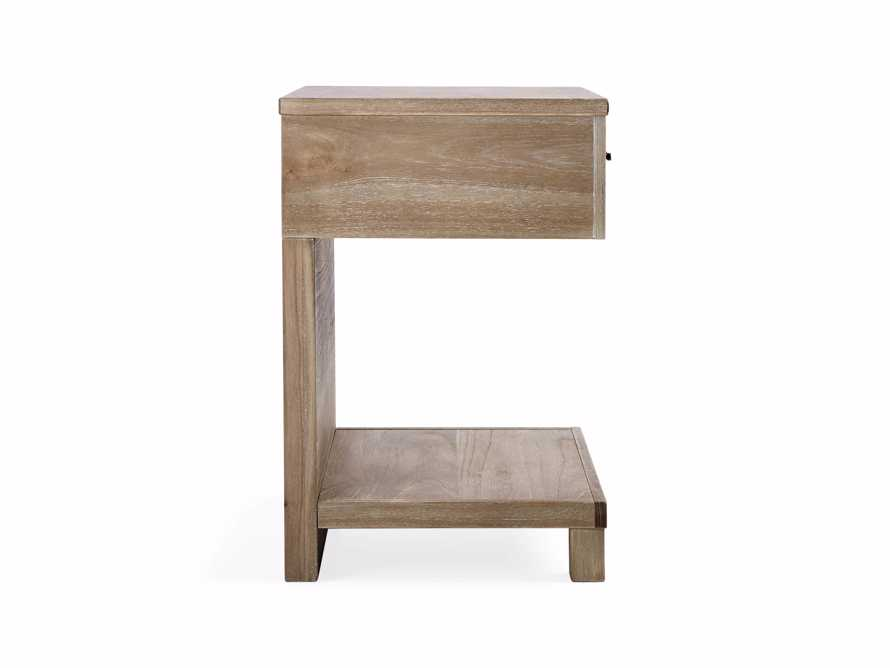 Tremont Storage Nightstand In Dry Branch Natural, slide 6 of 8