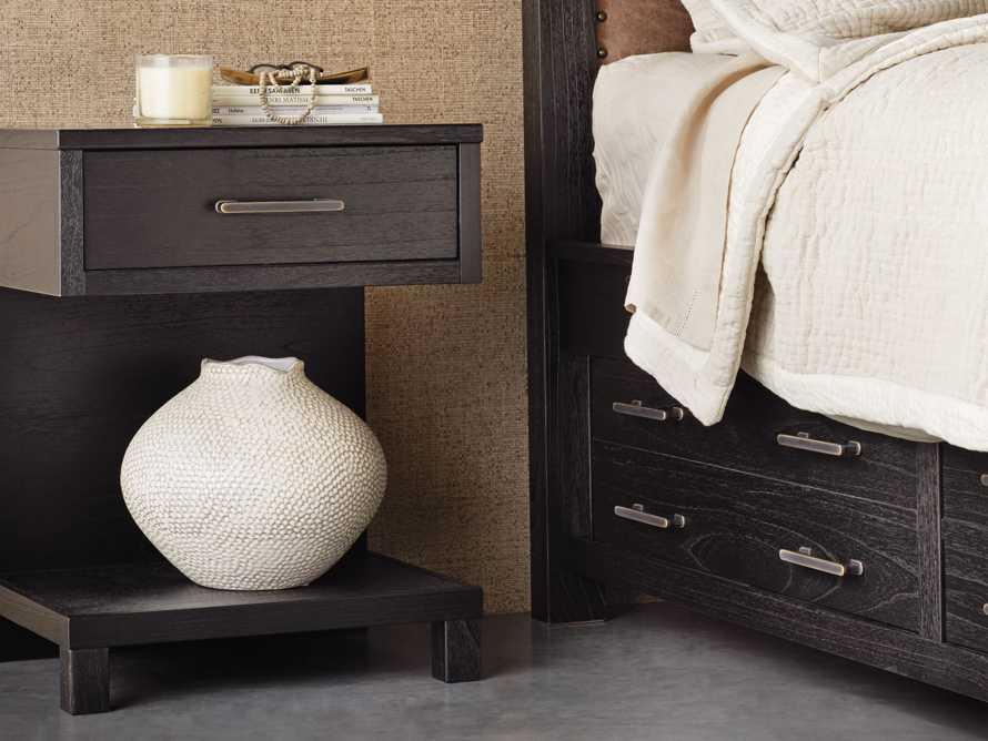 Tremont Queen Storage Bed in Dry Branch Black, slide 9 of 10