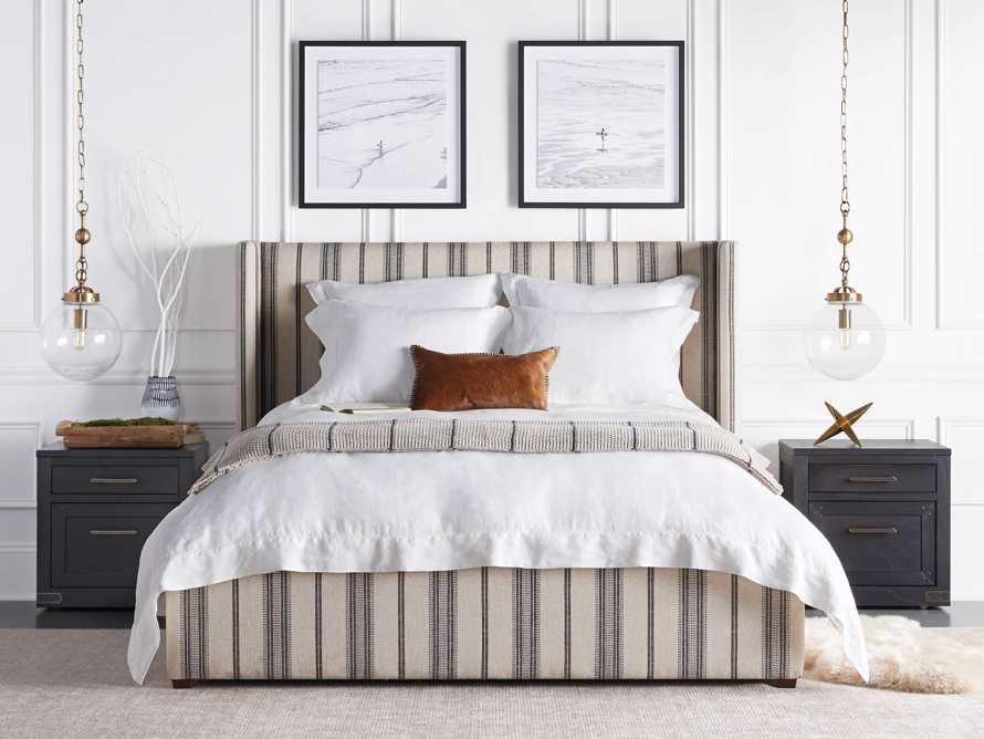 Wyller Queen Bed in Sofie Chia, slide 1 of 8