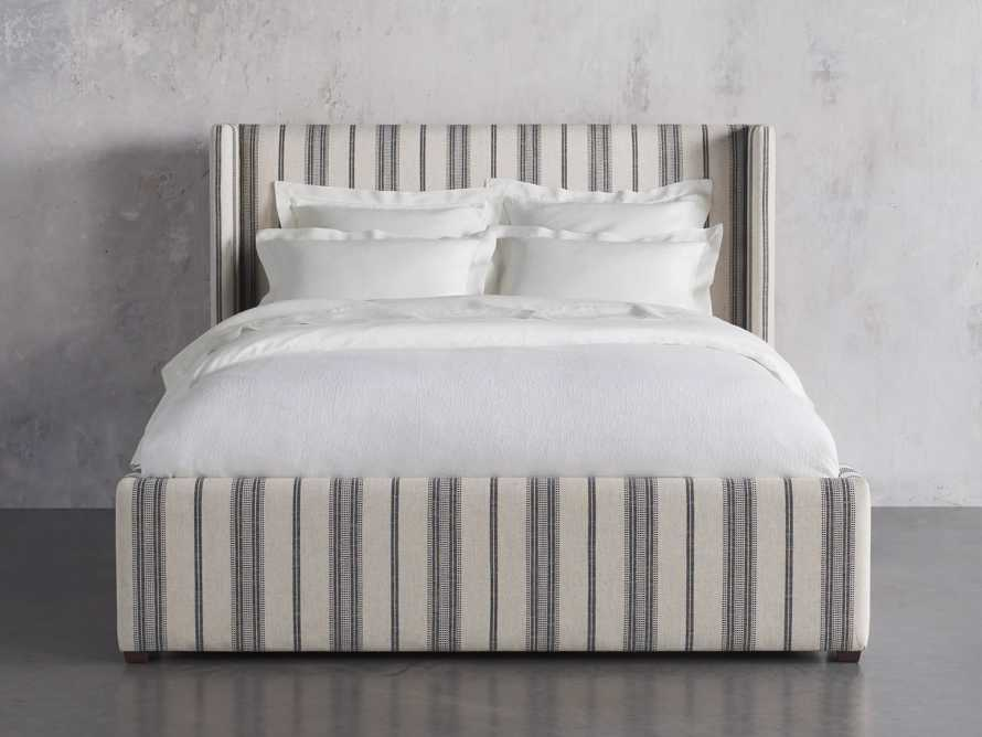 Wyller Queen Bed in Sofie Chia, slide 3 of 8