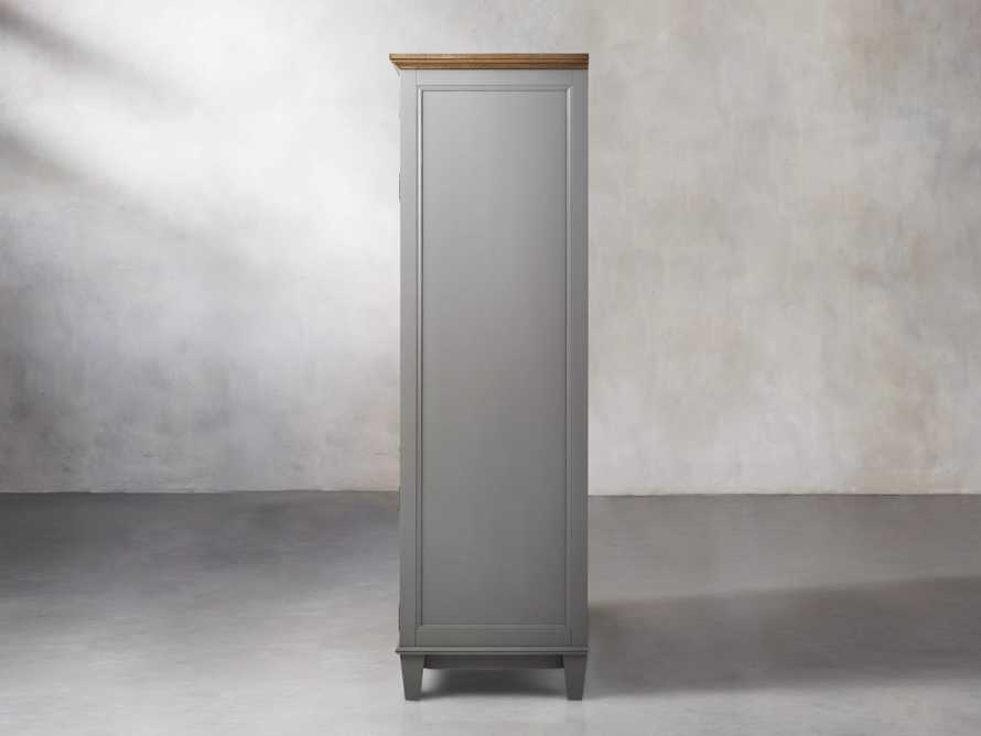Alderson Hideaway Desk in Stratus and Chatham Grey, slide 7 of 10
