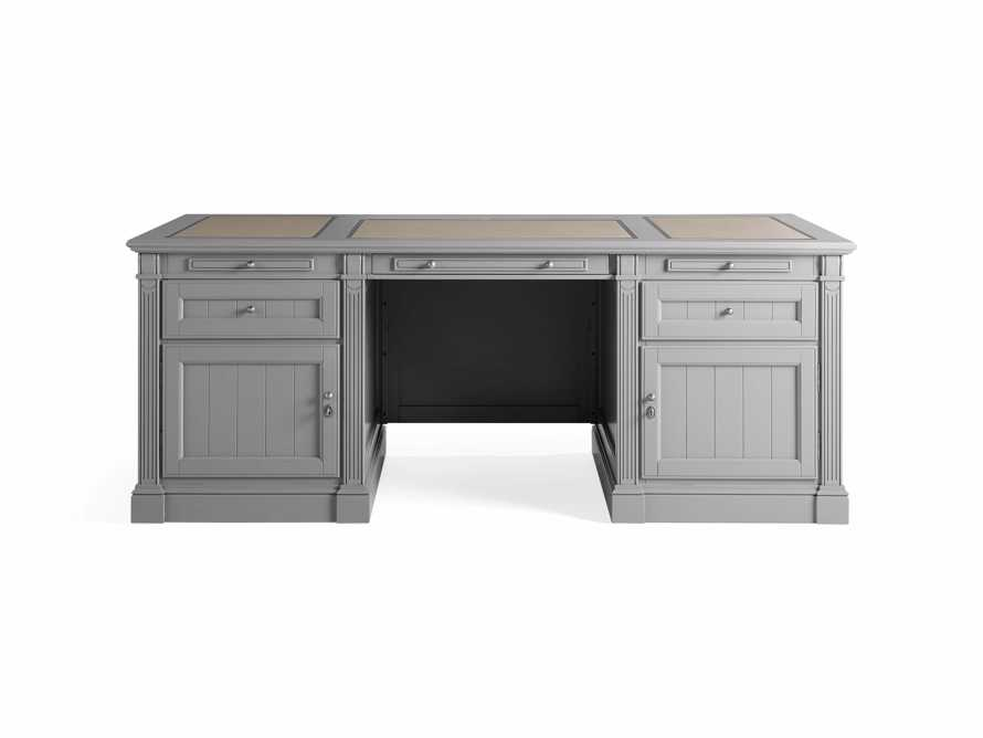 Athens Stratus Executive Desk in Stratus