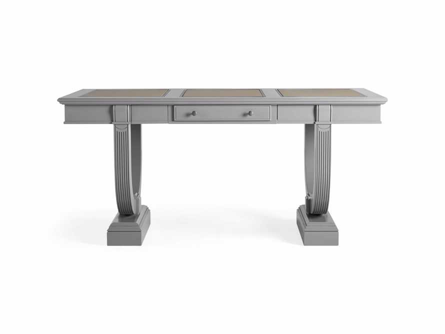 Athens Writing Desk in Stratus