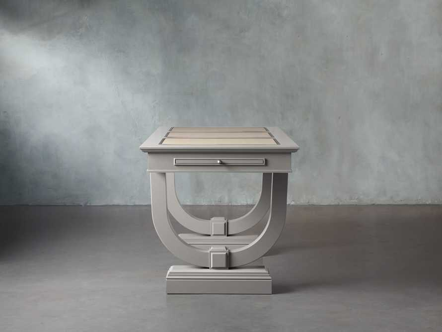 Athens Writing Desk in Stratus, slide 5 of 13