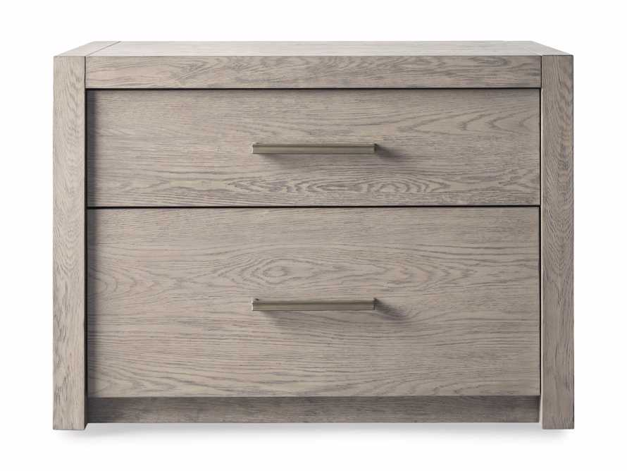 """Bodhi 38"""" Modular Lateral File in Salvaged Grey, slide 4 of 4"""