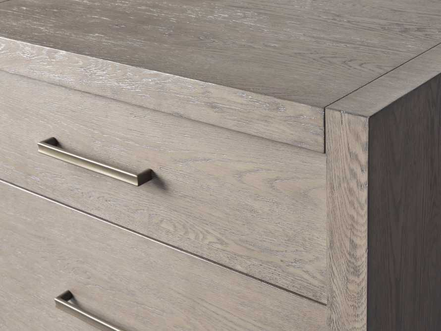 """Bodhi 38"""" Modular Lateral File in Salvaged Grey, slide 3 of 4"""