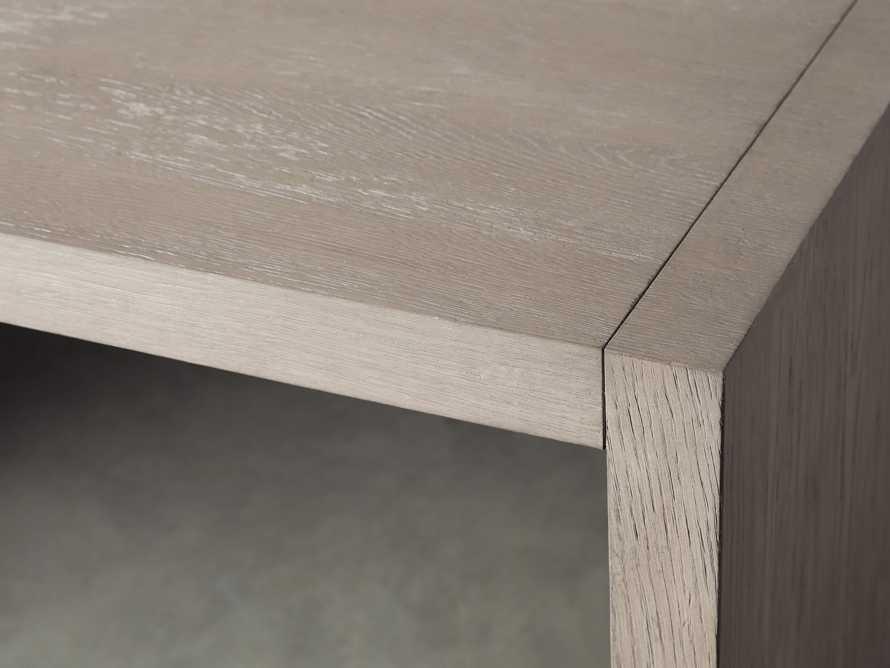 "Bodhi 83"" Modular Desk in Salvaged Grey, slide 6 of 9"