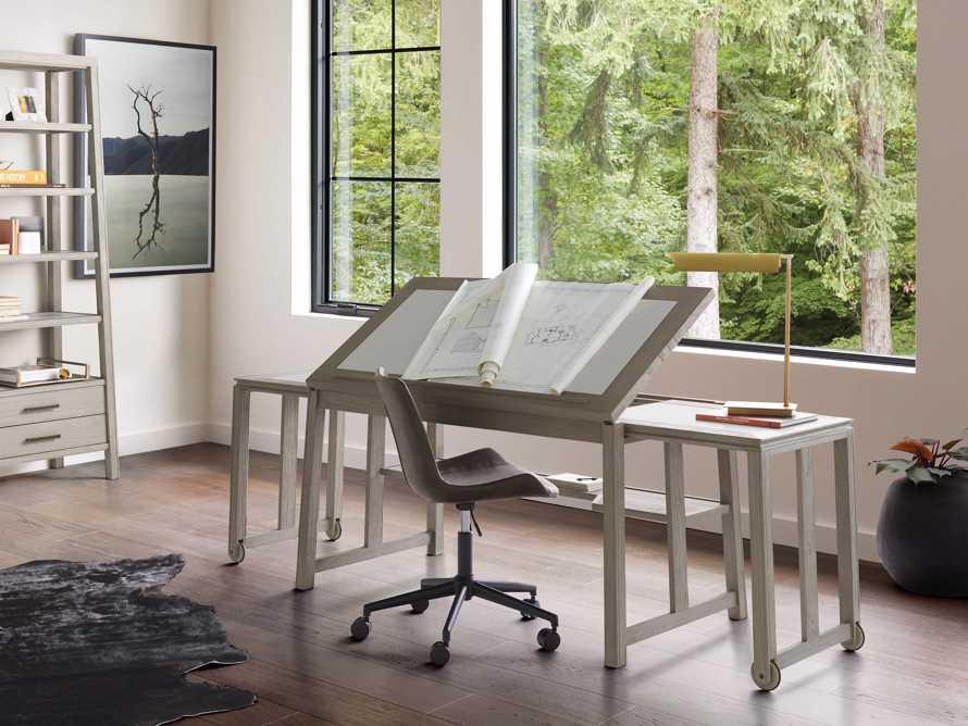 "Gage 20"" Desk Chair, slide 5 of 5"