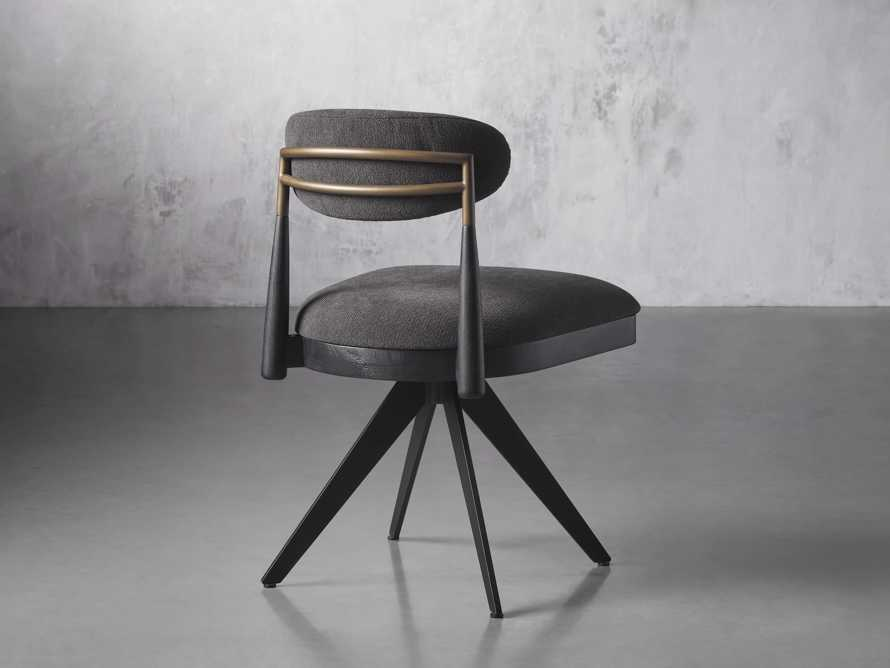 """Jagger 20"""" Desk Chair in Downy Charcoal, slide 4 of 9"""