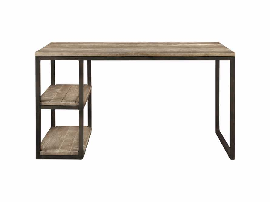 Palmer Desk In Natural Oak