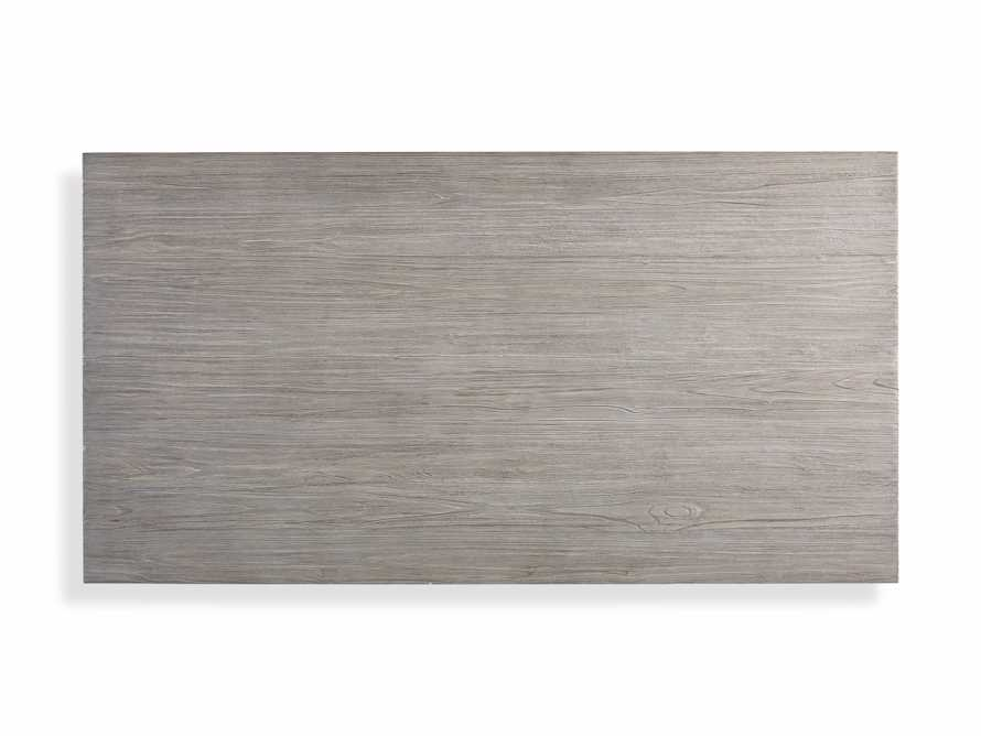 "Palmer 58"" Desk in Stone on Ash, slide 7 of 10"