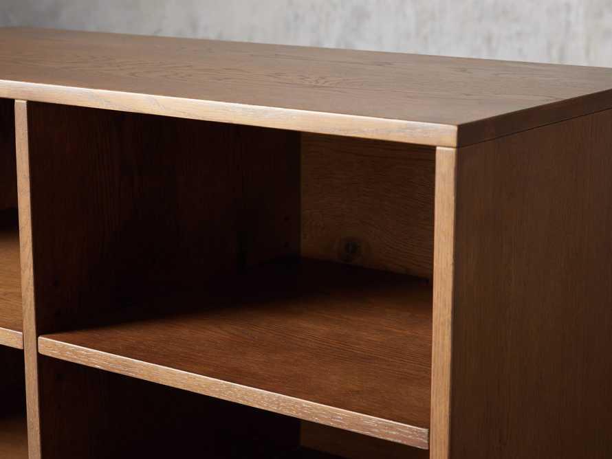 "Sullivan 38"" Open Cabinet"