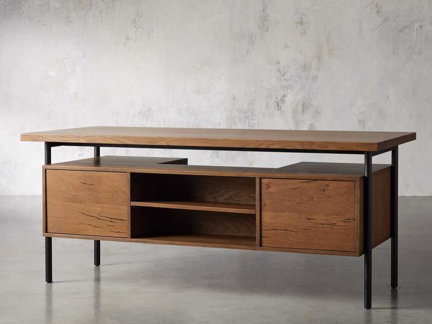 "Sullivan 71"" Executive Desk"