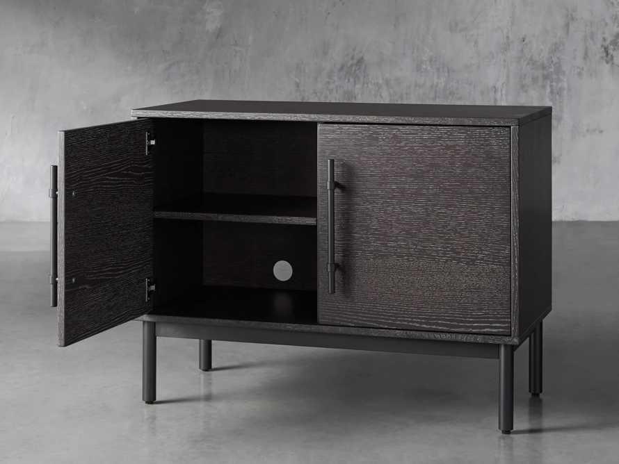 """Sullivan 38"""" Two Door Cabinet in Grey, slide 3 of 8"""