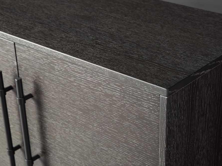 """Sullivan 38"""" Two Door Cabinet in Grey, slide 6 of 8"""