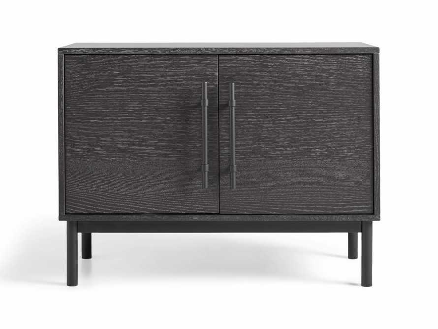 """Sullivan 38"""" Two Door Cabinet in Grey, slide 7 of 8"""