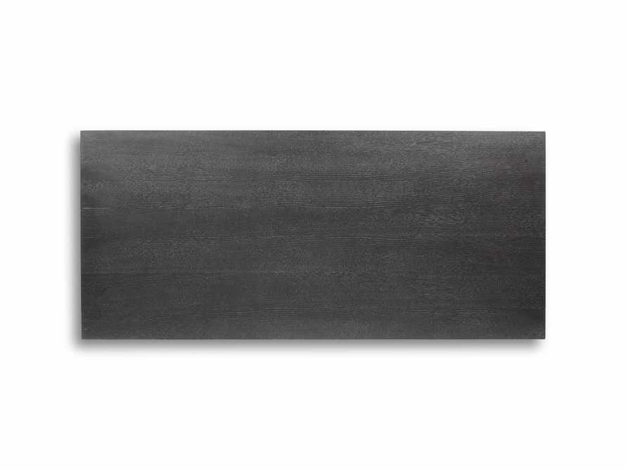 "Sullivan 71"" Executive Desk in Grey, slide 7 of 10"