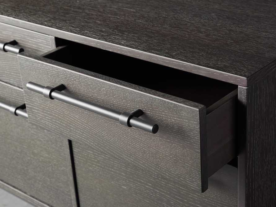 "Sullivan 38"" File Cabinet in Grey"