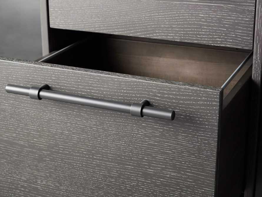 """Sullivan 38"""" File Cabinet in Grey"""