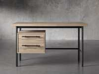 "Sullivan 52"" Writing Desk in Northman Sable"