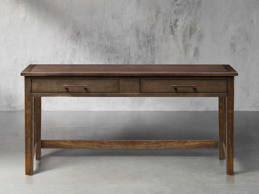 Tremont Credenza In Midnight Java