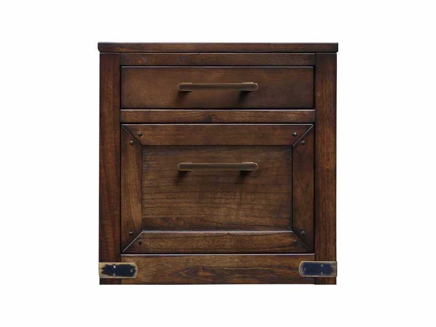 Tremont 2 Drawer File Cabinet in Midnight Java