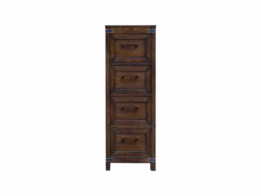 Tremont 4 Drawer File In Midnight Java