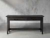 Tremont Credenza in Dry Branch Black