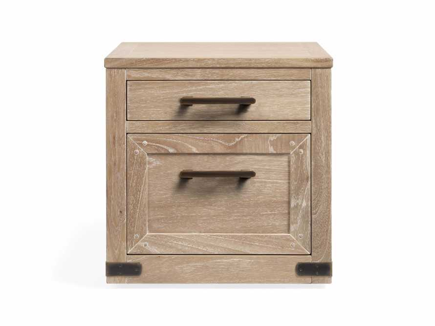 Tremont 2 Drawer File in Dry Branch Natural, slide 2 of 2