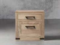 Tremont 2 Drawer File in Dry Branch Natural