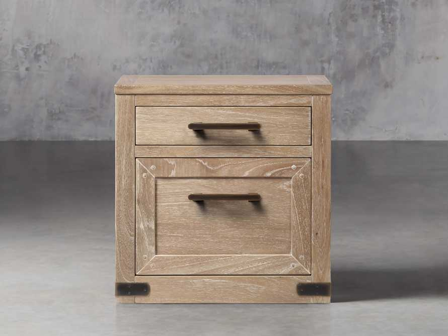 Tremont 2 Drawer File in Dry Branch Natural, slide 1 of 2