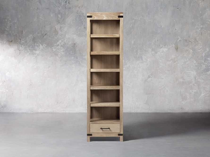 "Tremont 24"" Bookcase In Dry Branch Natural, slide 1 of 5"
