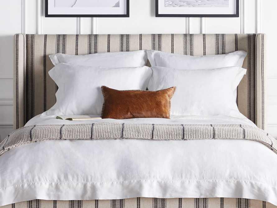 """Whipstitch Hyde Lumbar 20"""" Pillow, slide 5 of 7"""