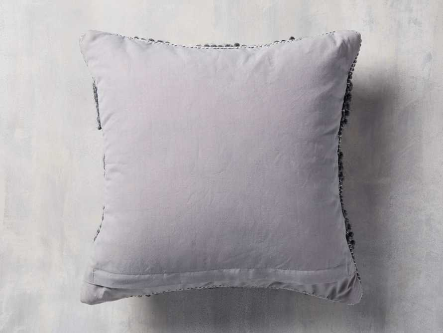 Capitola Outdoor Pillow in Charcoal, slide 2 of 5