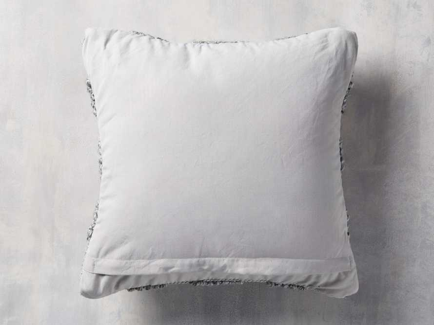 Capitola Outdoor Pillow in Grey