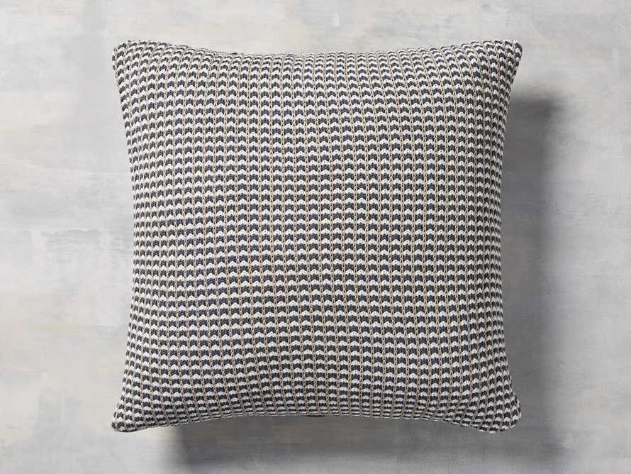 "Lattice Knit 28"" Floor Pillow, slide 1 of 4"