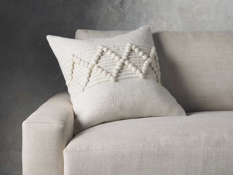 CHUNKY DIAMOND SQUARE PILLOW COVER, slide 4 of 4