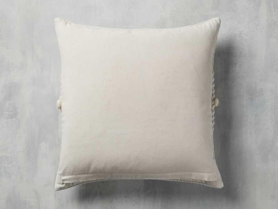 "Chunky Diamond 22"" Square Pillow, slide 4 of 5"